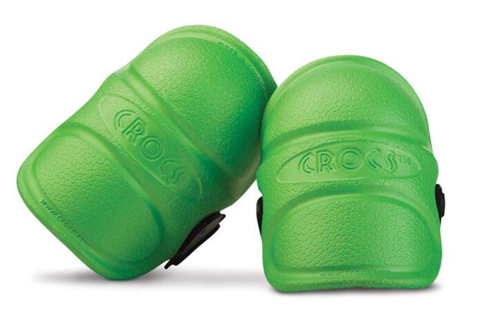 Crocs knee pads