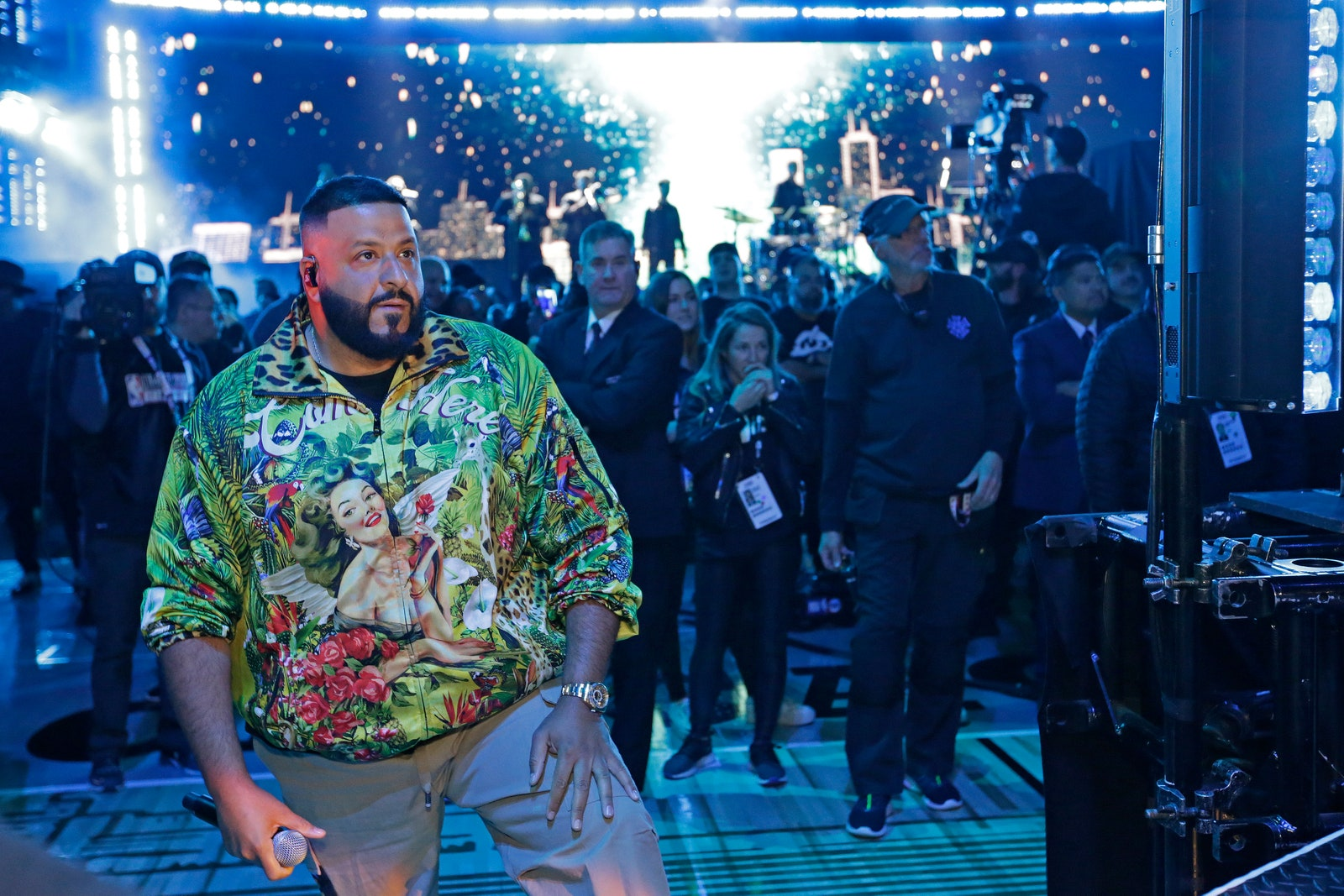 Lets Examine DJ Khaleds LouderthanLife Style