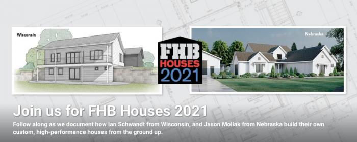 New FHB Houses 2021