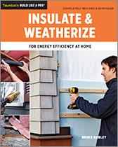 Insulate & Weatherize