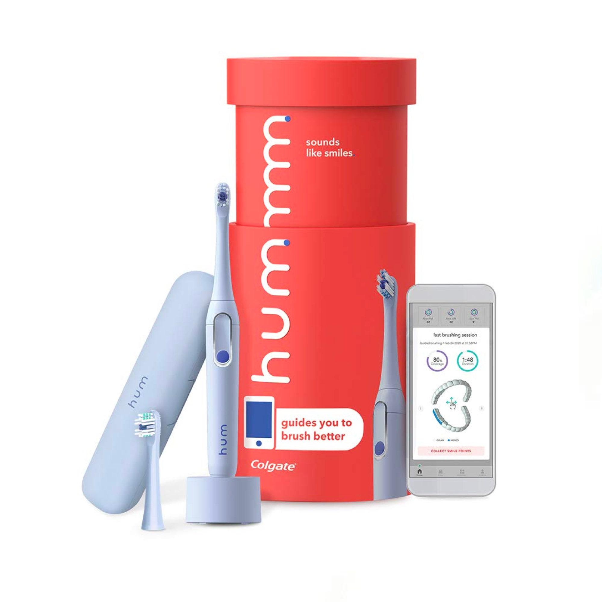 electric toothbrush kit
